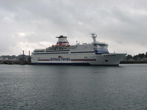 MV Bretagne