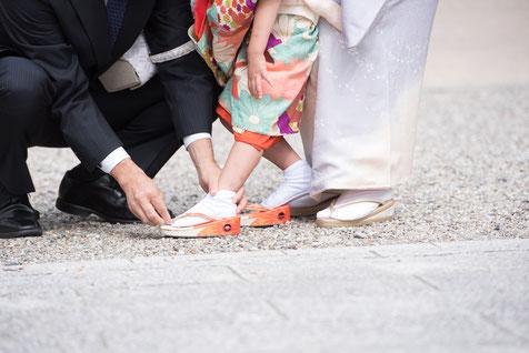 家族写真 家族写真 ウォレスともみ ファミリー撮影 名古屋 七五三