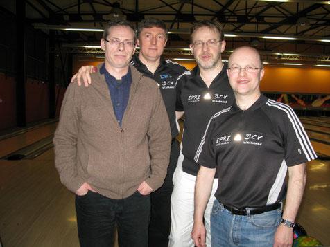 Patrick BROUTIN, Yves STROBBE , Christian MOSMANTet Marc Salzer