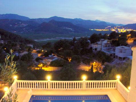 Villa Gandia Hills, Monterrey, www.ferienwohnung-valencia.com