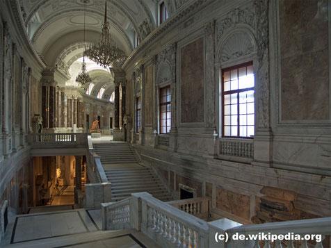 Das Haus der Geschichte befindet sich im Gebäude der Nationalbibliothek und zeigt eine zeitgemäße Auseinandersetzung mit der Geschichte Österreichs seit dem Ende des ersten Weltkrieges.