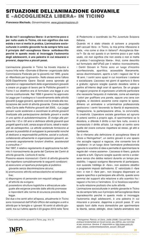 Articolo Infoanimation 08.2013