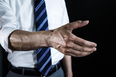 頸椎に異常がないが腕が痺れる奈良県香芝市の女性