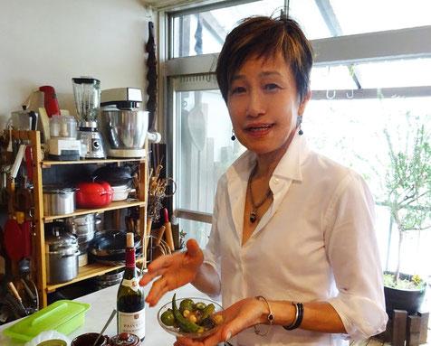 谷島せい子 料理研究家