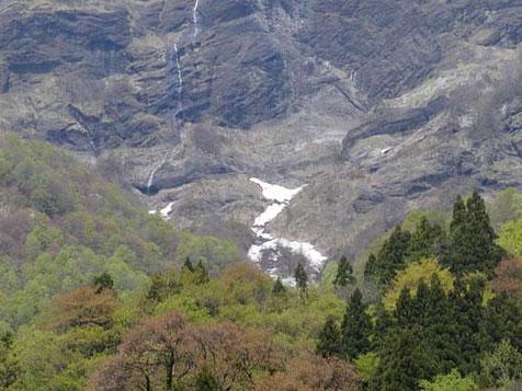 駒ケ岳の「はねこんま」