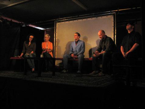 Jasmin Wagner, Leo von Queensberry, Günter Merlau, Kai Meyer, Markus Heitz