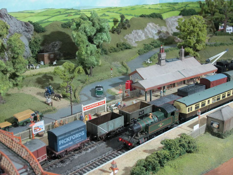 Blackmoor Vale 00-Gauge - bei Interesse auf Bild klicken