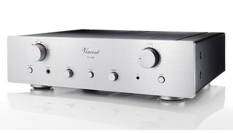 Vincent SV-500 Hybrid Stereo Vollverstärker bei Jazz Dreams HiFi Berlin kaufen und testen