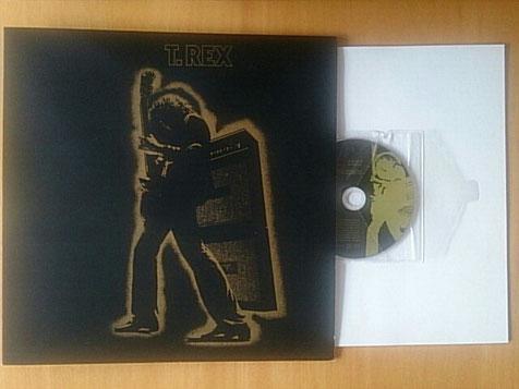 これは、T.REXだけど色んな有名アルバムが売っていた。