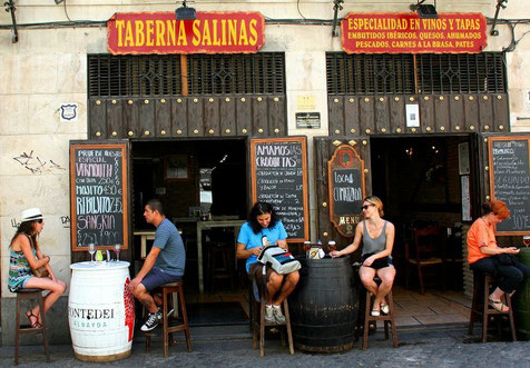 Granada, Taberna