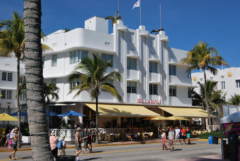Art Deco The Carlyle Miami Beach Photography By Heidi Mergl Architect