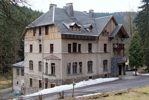 Bild: Wünschendorf Erzgebirge Hammermühle Neunzehnhain 2011