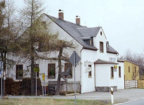 Bild: Teichler Wünschendorf  Erzgebirge Bornwaldschänke