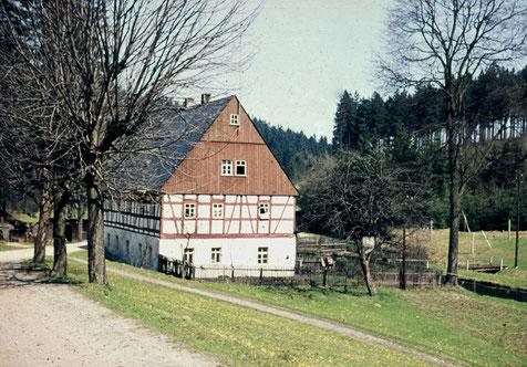 Bild: Neunzehnhain Wünschendorf Dreherhäusel