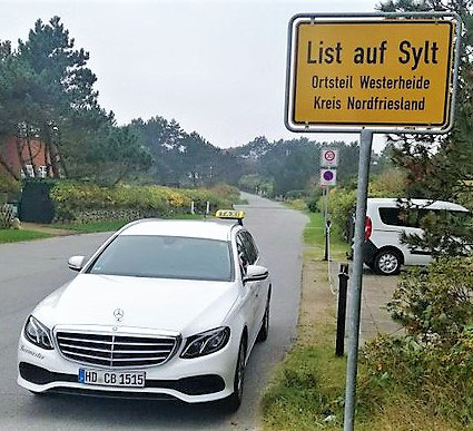 Taxi nach Sylt taxi weinheim taxi hemsbach taxi laudenbach taxi burmester taxi hirschberg gestern nacht im taxi