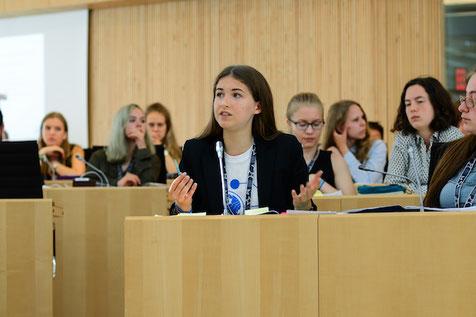 Mitreden in der Politik als Jugendlicher Wahl ab 16  in der  Partei