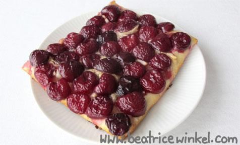Beatrice Winkel - Kirsch-Pizza