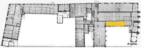 Lageplan Die alte Kanzlei