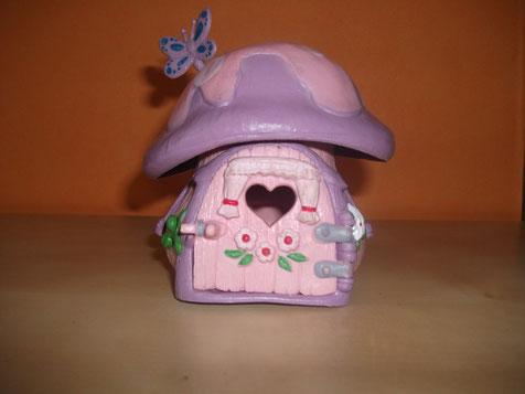 petite maison de la schtroumpfette