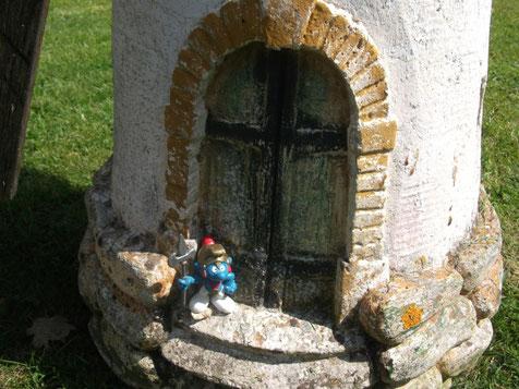 Gardien de chateau