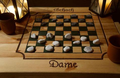Dame Online Spiel
