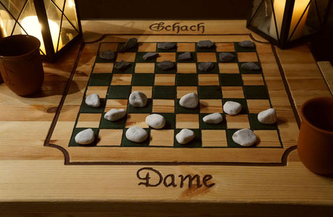 Brettspiel Dame Online