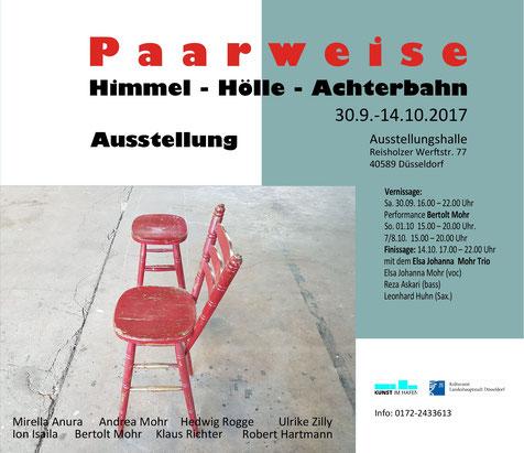 Ein Ausstellungsprojekt kuratiert von Andrea u. Bertolt Mohr