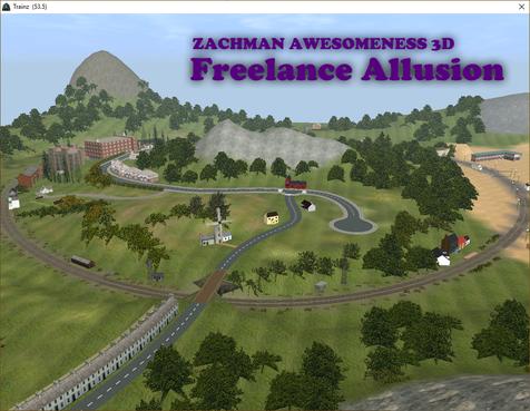 Welcome to ZA3D! - zachmanawesomenessii