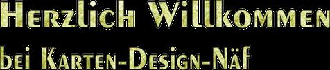 Trauerkarten, Danksagungskarten Logo