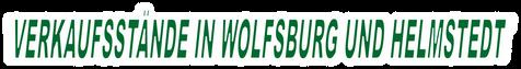 ERDBEER GUMMERT Wolsburg und Helmstedt