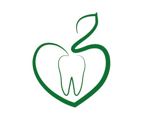 Apfeldental Logo