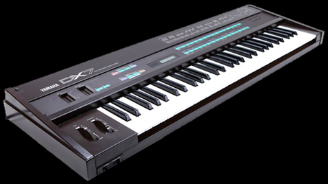 YAMAHA Dx7 Synthesizer