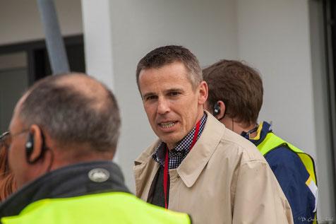 Vertriebsleiter Volker Koch