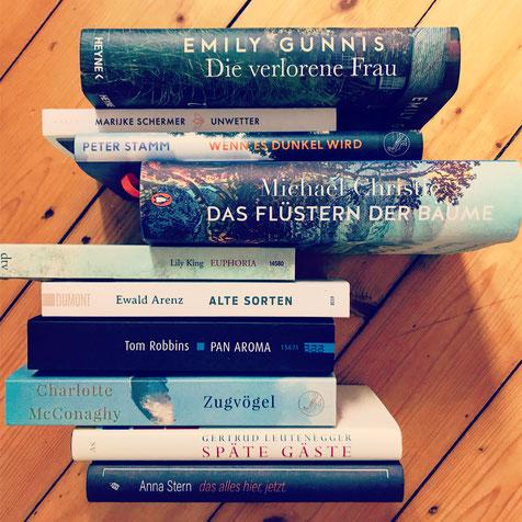 Poesie mit Buchtiteln Dystopie in zehn Buchtiteln