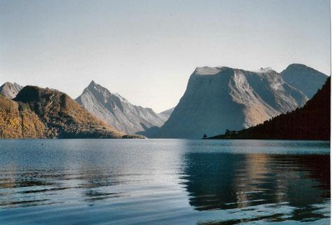norwegischer Räucherlachs