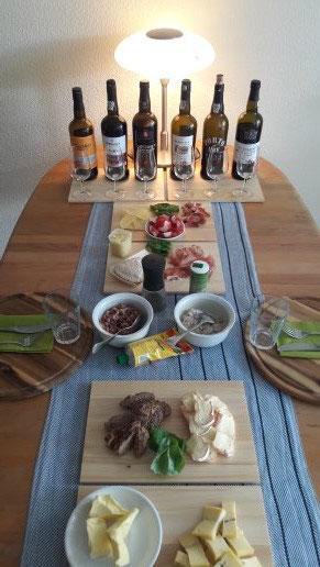 Portweine zu ausgewählten Speisen geniessen. Gonnen Sie sich einen besonderen Portwein...