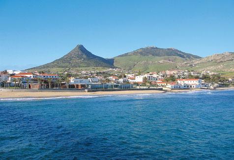 Porto Santo der Geheimtipp von Singer Reisen und Versicherungen jetzt buchen...