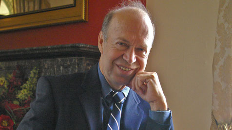 Dr. James Hansen. Foto: Grist