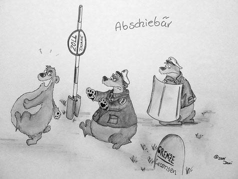 Bären Comic