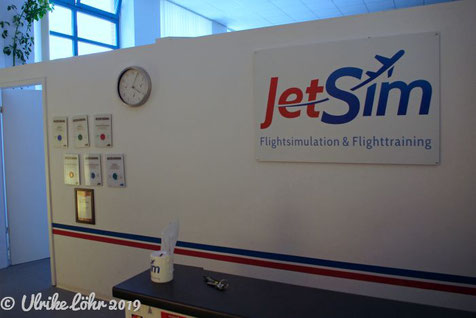 JetSim in Berlin
