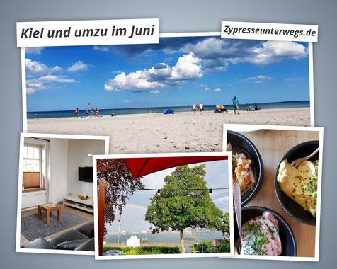 Kiel und umzu im Juni {Werbung ohne Auftrag}