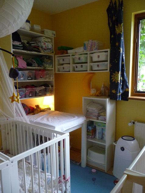Die Kinderbetten