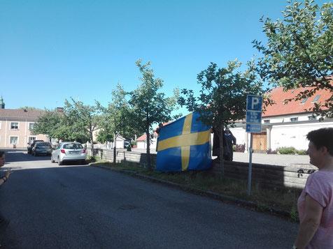 Abschied aus Vadstena