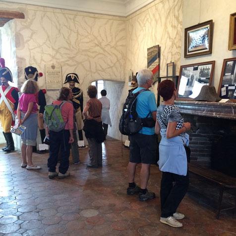 Exposition Musées de Villeneuve-sur-Yonne