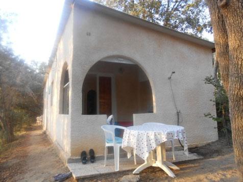 Il nostro bungalow Oriente sulla duna