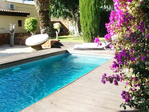 Eclusives Ferienhaus mit Pool und Garten in Arona auf Teneriffa