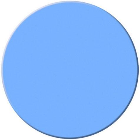 Kreisförmige Strukturen regen seit jeher die Fantasie an. Diese hier wurde von mir fix aus einem Quadrat berechnet.