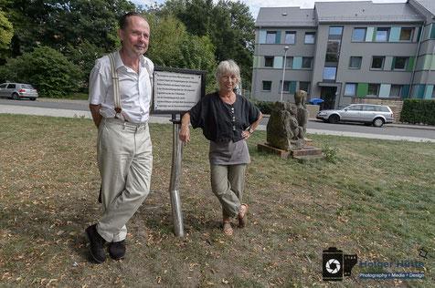 Usch Jacobi und Bernd Wolf Dettelbach