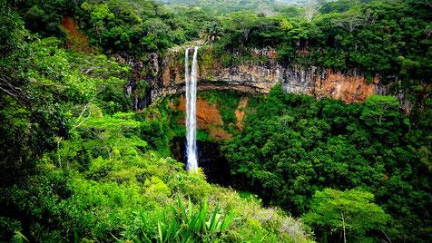Casela Nature in Chamarel Mauritius