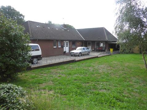"""Nordsee Ferienwohnung """"Haus Ramona"""""""
